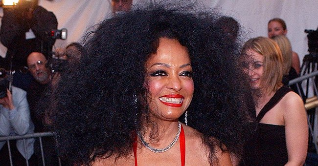 Diana Ross' Granddaughter Jagger Enjoys Big Sister Duties Sitting in a Crib with Brother Ziggy