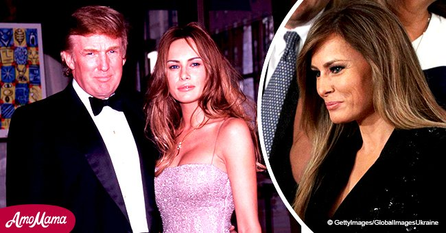 Melania confided that age gap with Trump is a huge 'turn on' in resurfaced 20-year-old interview