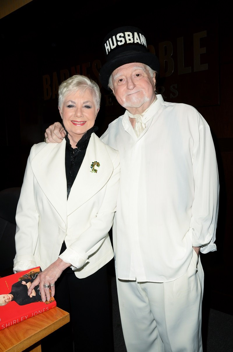 Shirley Jones and Marty Ingels on August 1, 2013 in Los Angeles, California | Photo: Getty Images