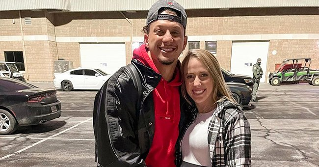 Patrick Mahomes Shares His Excitement about Having a Baby Girl with Fiancée Brittany Matthews