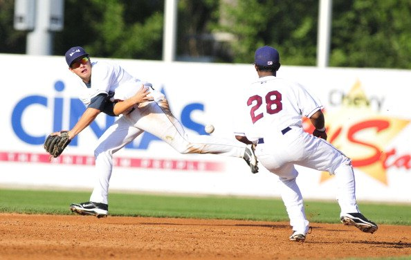 Todd Hankins during a game on August, 28 2011 at Eastwood Field in Niles, Ohio.   Photo: Getty Images