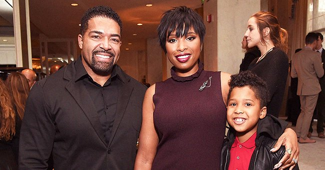 Fans Say Jennifer Hudson's Ex-fiancé & Their Son Look like Twins Showing Arms in Matching Outfits