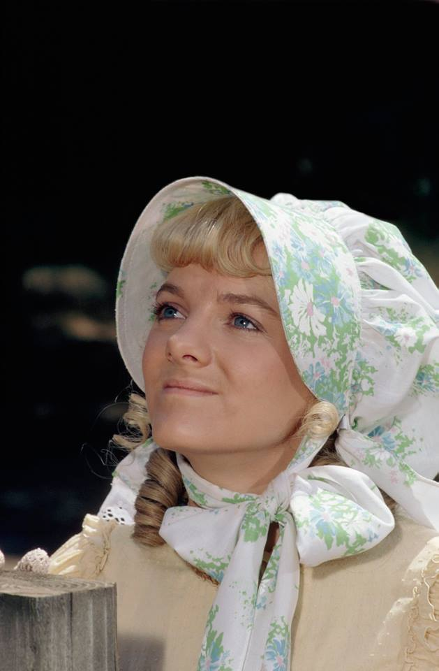 Alison Arngrim spent eight years of her life playing Nellie Oleson. Photo: Facebook/littlehouseontheprairie