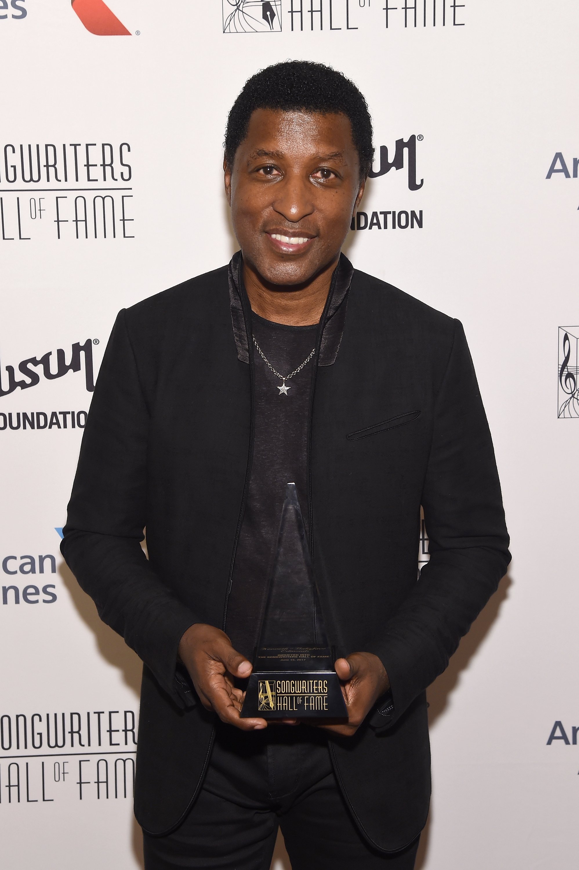Babyface at the Songwriters Hall of Fame 48th Annual Induction Awards in June 2017. | Photo: Getty Images