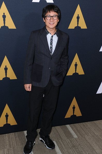 Ke Huy Quan arrives at The Academy Celebrates Filmmaker Richard Donner at Samuel Goldwyn Theater on June 7, 2017 in Beverly Hills, California. | Photo : Getty Images