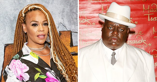 Notorious BIG & Faith Evans' Son CJ Resembles His Dad as Poses in These New Winter Snaps