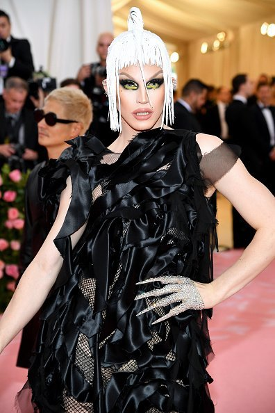 Aquaria attends The 2019 Met Gala Celebrating Camp: Notes on Fashion at Metropolitan Museum of Art on May 06, 2019, in New York City. | Source: Getty Images.
