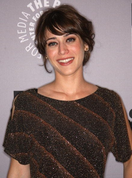 "Actress Lizzy Caplan attends the Paley Center for Media Presents ""Party Down"" on April 21, 2010, in Beverly Hills, California. 