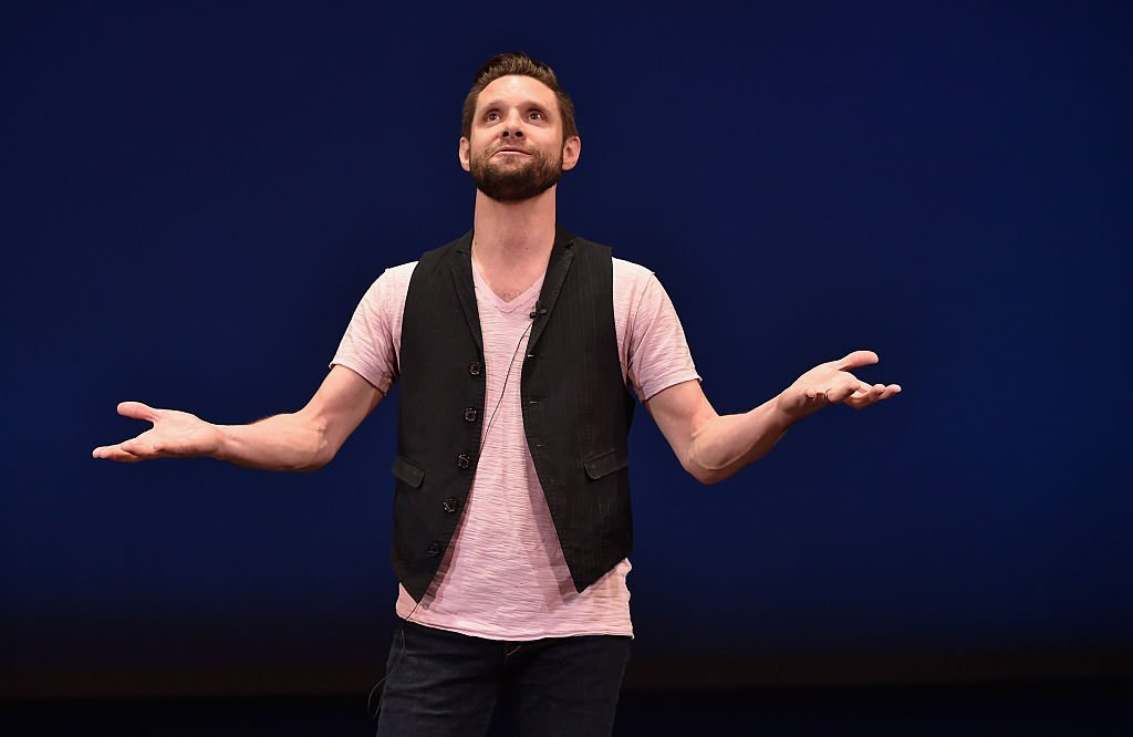Danny Pintauro on December 1, 2015 in Los Angeles, California | Photo: Getty Images/Global Images Ukraine