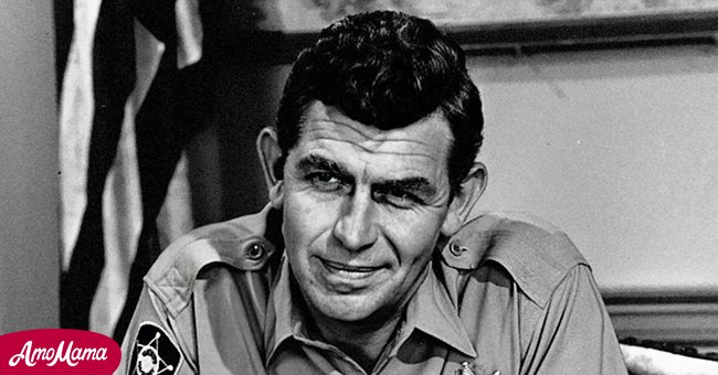 A picture of actor Andy Griffith | Photo: Getty Images