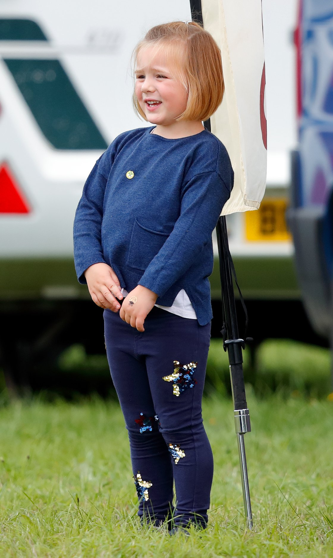 Mia Tindall | Quelle: Getty Images