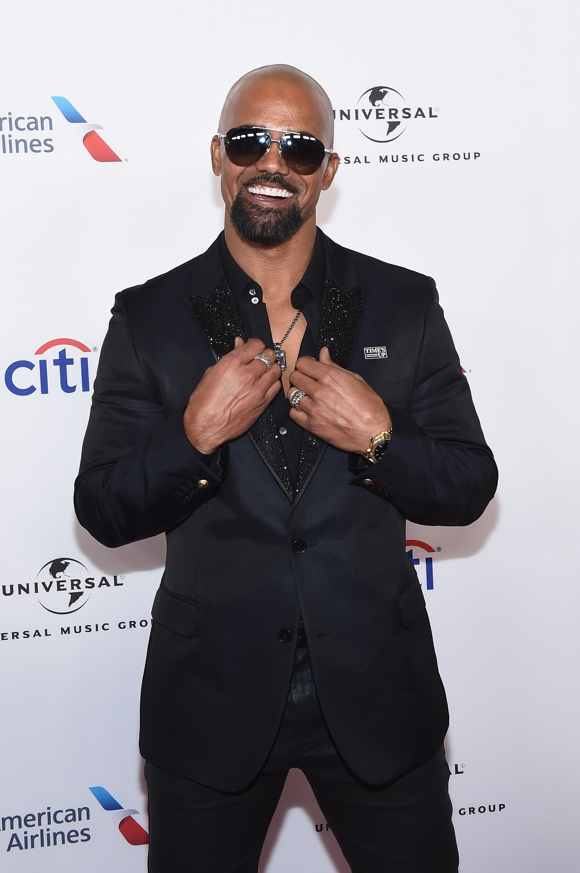 Shemar Moore at the Universal Music Group's After Party in New York City on January 28, 2018. | Photo: Getty Images