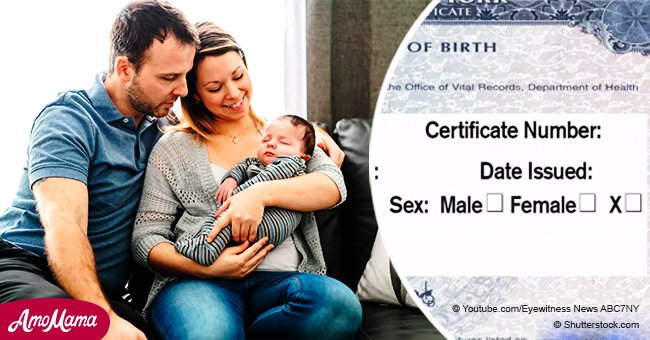 Gender neutral option added to birth certificates in New Jersey