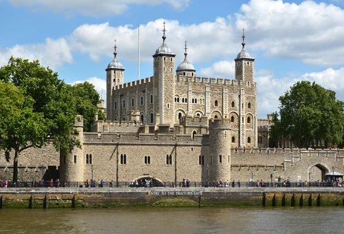 La Tour de Londres. | Photo : Shutterstock