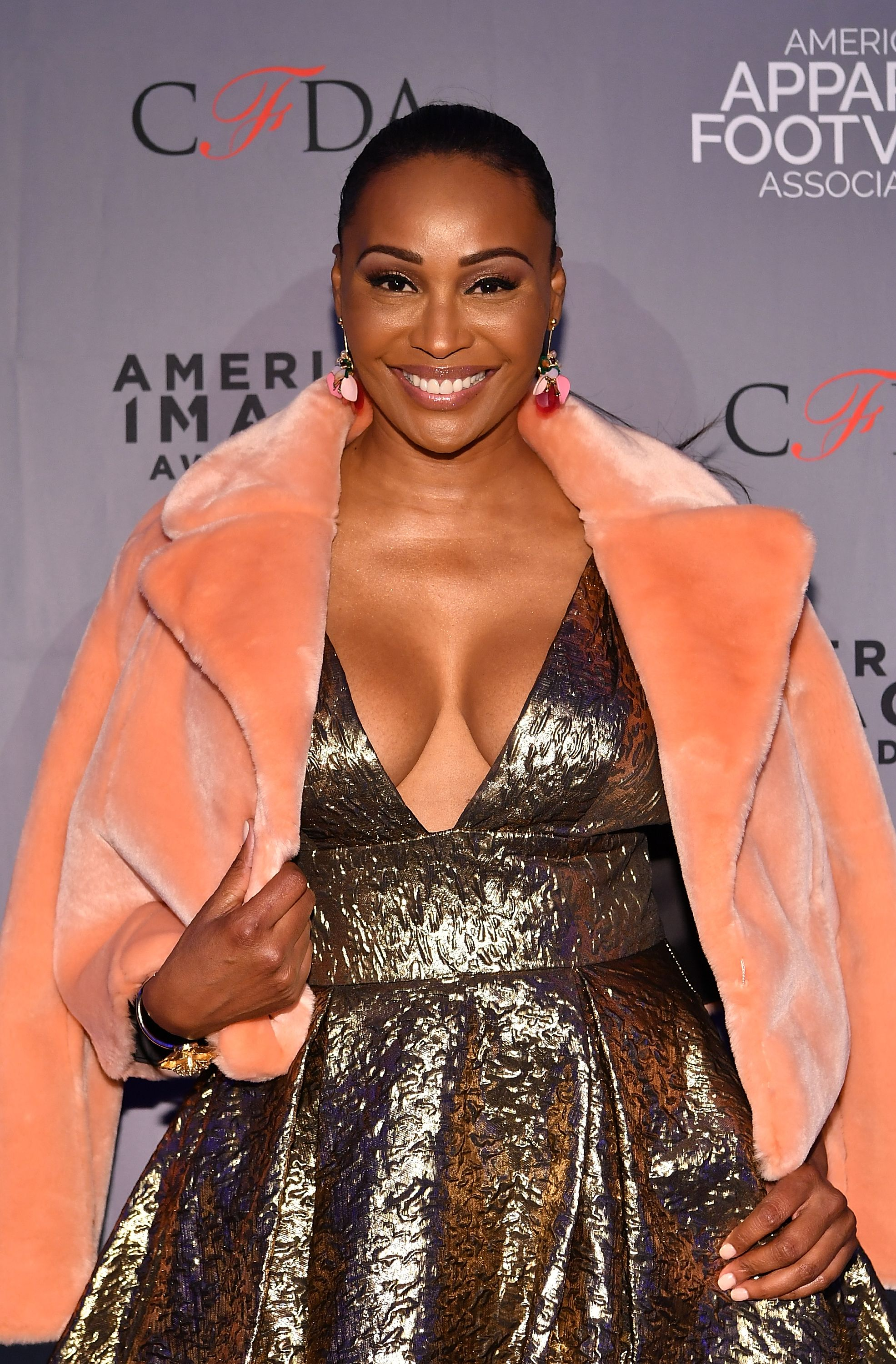 Cynthia Bailey attends American Apparel & Footwear Association's 40th Annual American Image Awards 2018 on April 16, 2018 in New York City. | Source: Getty Images