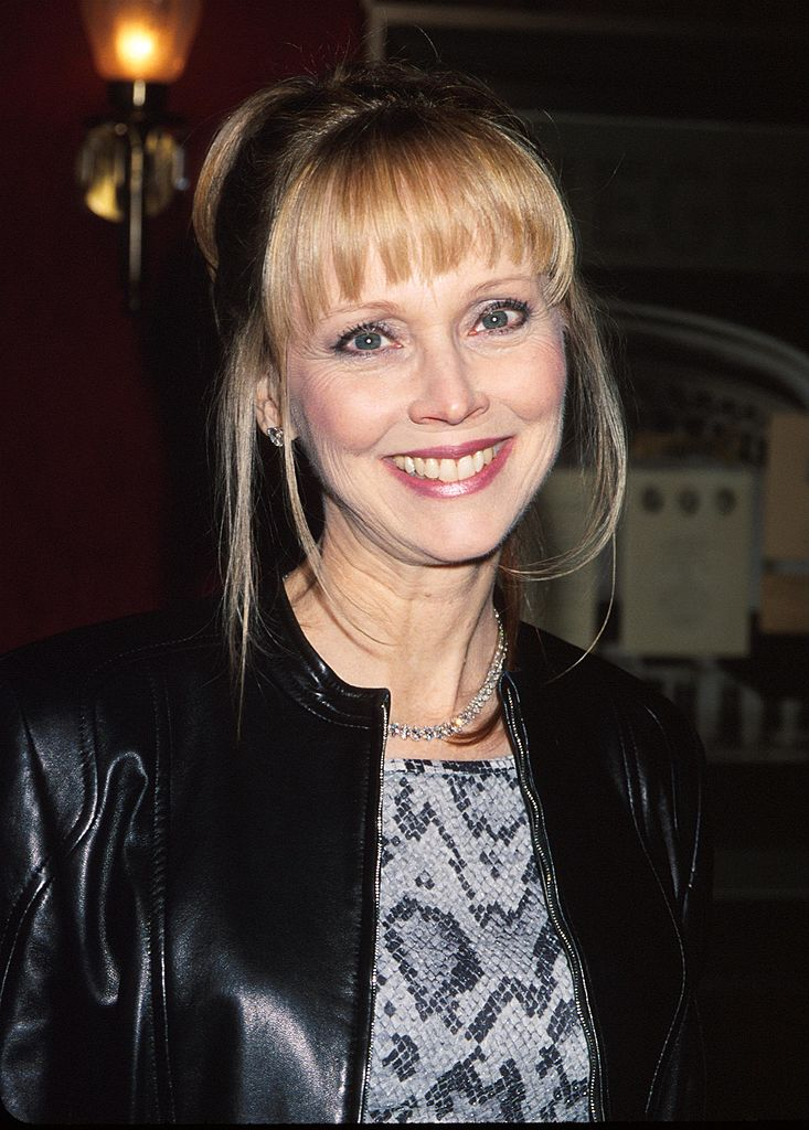"""Shelley Long arrives October 10, 2000 at the New York premiere of Artisan Entertainment''s """"Dr. T & The Women"""" at The Ziegfeld Theatre in New York 