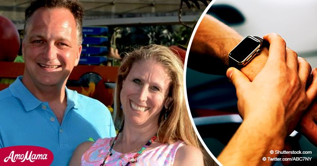 Apple watch saves man's life from potentially deadly heart condition