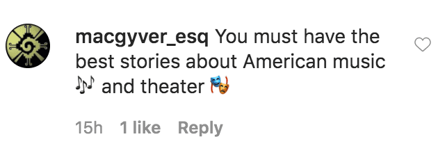 A fan commented on a photo of Stephanie Mills performing onstage with Teddy Pendergrass at Madison Square Garden | Source: Instagram.com/iamstephaniemills