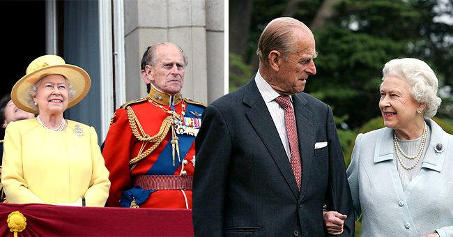 Queen Elizabeth & Prince Philip Are All Smiles as They Celebrate Their 73rd Wedding Anniversary