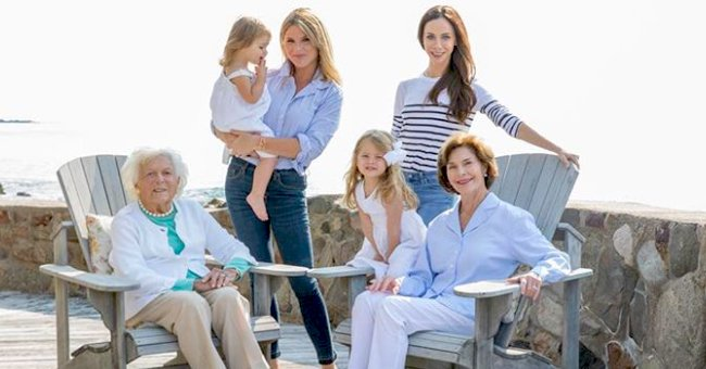 Jenna Bush Hager Recalls How Her Mother, Laura Bush, Once Praised Her Husband's Parenting