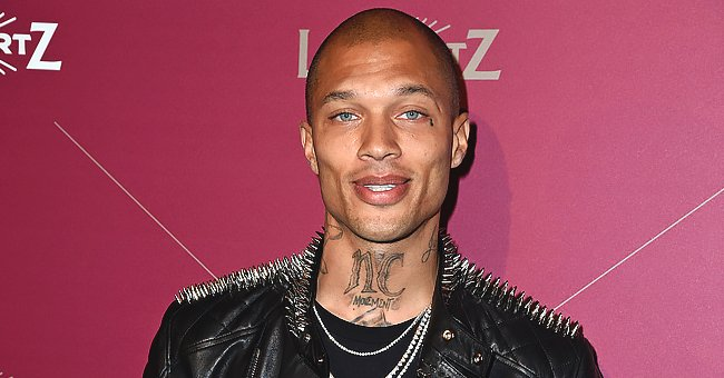 Meet Jeremy Meeks' Eldest Son Jeremy Jr – Do You See Their Resemblance?