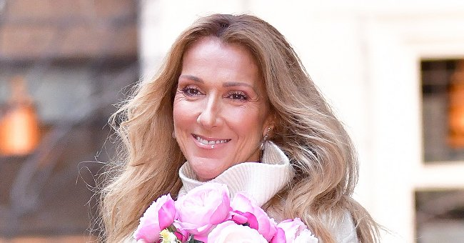 Check Out Céline Dion's Ageless Look in a Futuristic Bodysuit from a Photoshoot