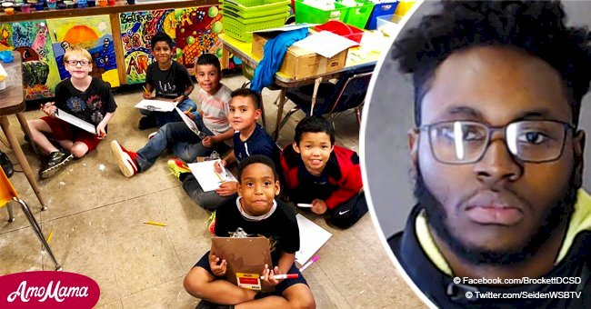 Elementary teacher arrested for allegedly stealing from his 9-year-old student