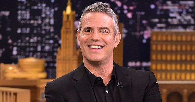 Andy Cohen Shares Anderson Cooper's Shirtless Photos to Piss Him off — See the Cool Snaps