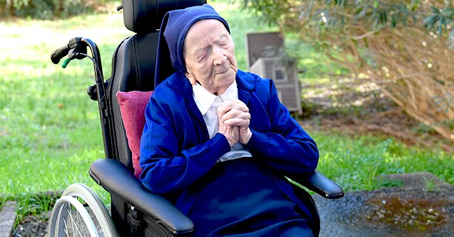 116-Year-Old French Nun Survives COVID-19 Just Days before Her Birthday