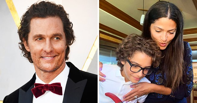 Here's What Matthew McConaughey Proudly Shared about Relationship with Look-Alike Son, Levi