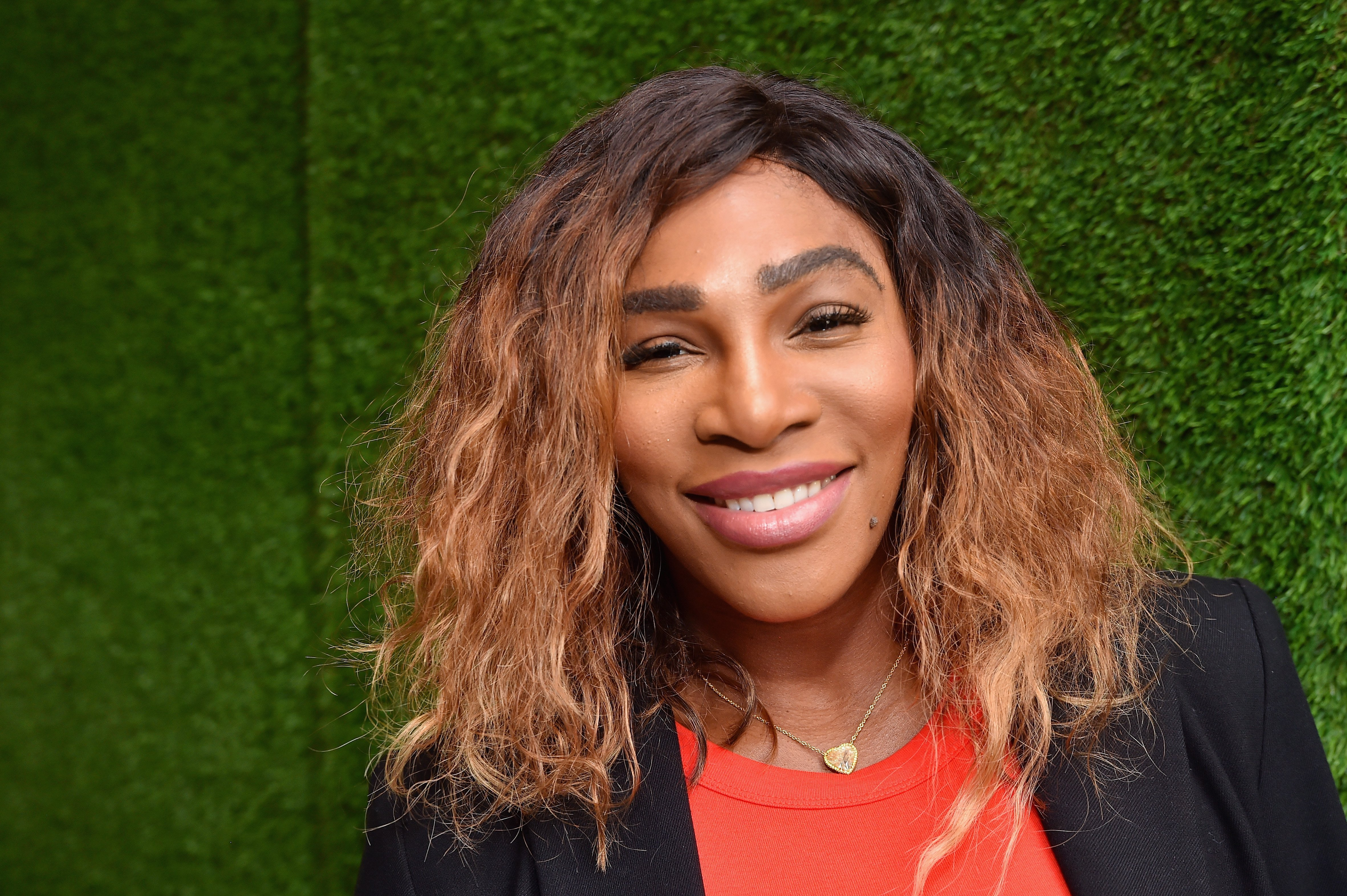 Serena Williams attends the BoF West summit at Westfield Century City on April 26, 2019 in California| Photo: Getty Images