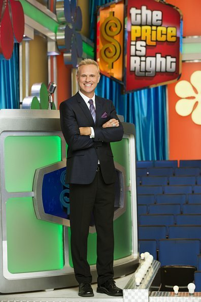 George Gray, announcer of the #1-rated daytime series and the longest-running game show in television history, 'The Price Is Right'  | Photo: Getty Images