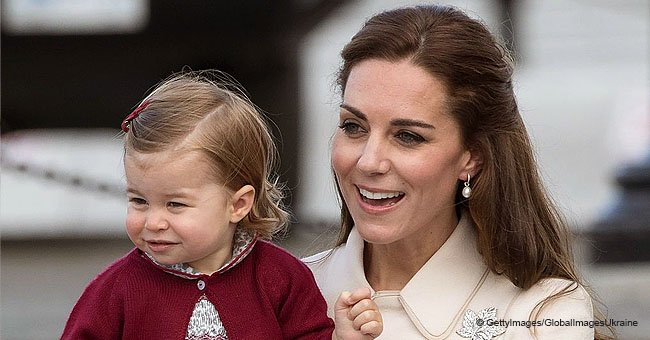 Princess Charlotte Has Cute Nickname That Mom Kate Middleton Accidentally Revealed to a Fan