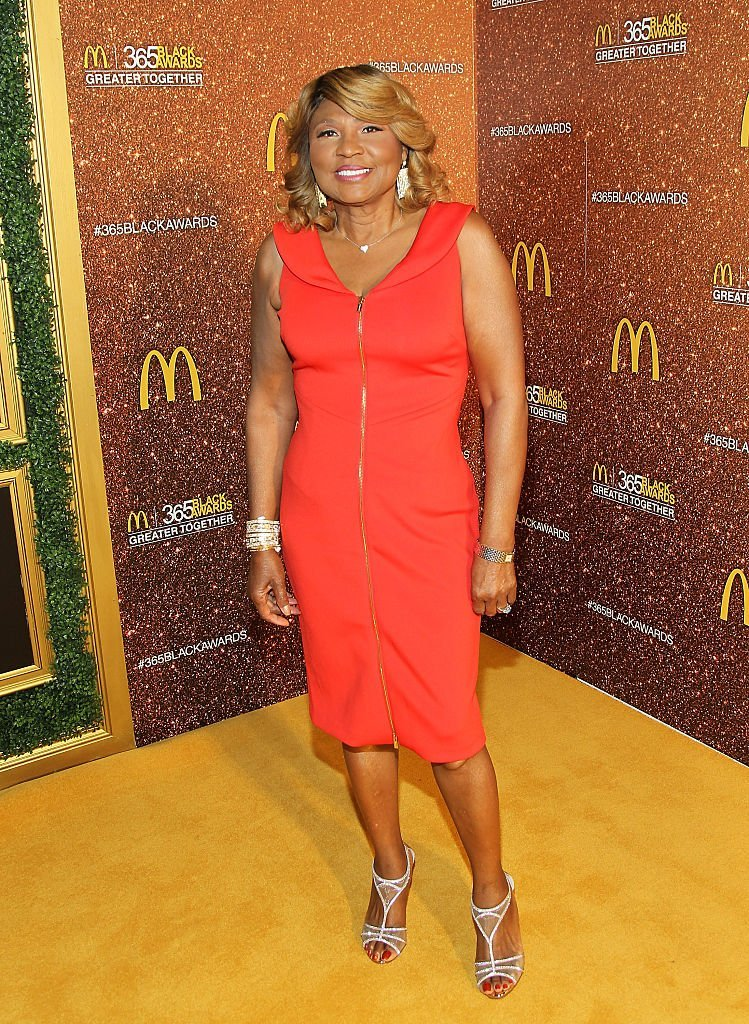 Evelyn Braxton attends the 13th Annual McDonald's 365Black Awards in New Orleans, Louisiana Photo: Getty Images