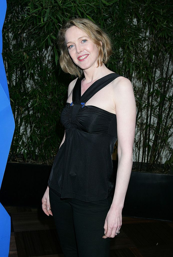Agnes Soral fait la fête à l'hôtel Marceau Bastille à Paris, France, le 15 mai 2008. | Photo : Getty Images