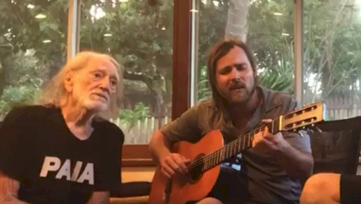 Source: Facebook/Lukas Nelson & Promise Of The Rea