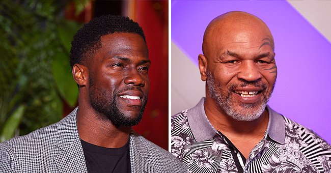 Kevin Hart Mocks Mike Tyson's 'I'm Back' Video Asking Where He Is Back From