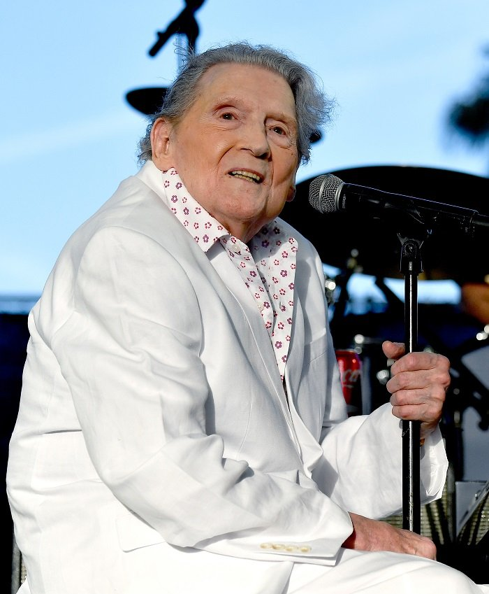 Jerry Lee Lewis l Picture: Getty Images