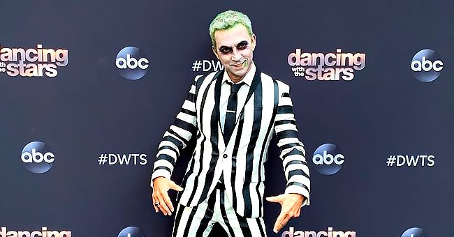 See the 'Beetlejuice' Costume DWTS' Bruno Tonioli Wore for the Show's 'Villains Night'