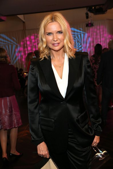 Veronica Ferres, Filmfest Kitzbuehl, 29. August 2020 | Quelle: Getty Images