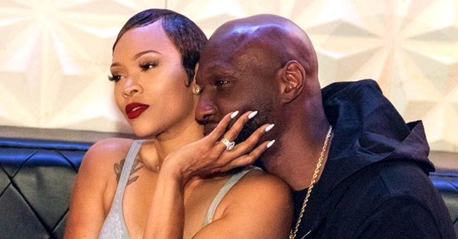 Lamar Odom Shows off Neck Tattoo in Honor of Fiancé Sabrina Parr – What Does It Symbolize?