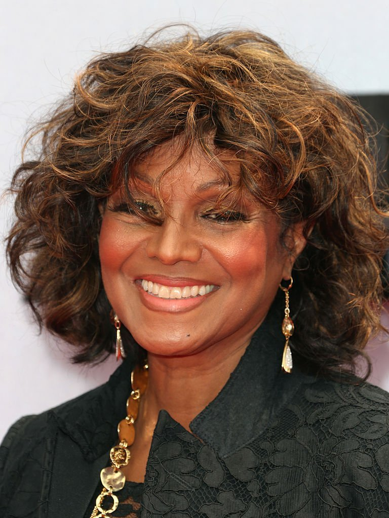 Rebbie Jackson attends the 2013 BET Awards at Nokia Theatre L.A. Live | Photo: Getty Images