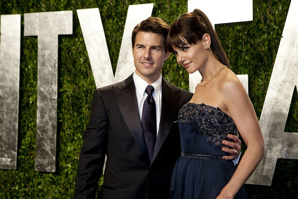 Katie Holmes and Tom Cruise pictured at the 84th Annual Academy Awards, 2012, Hollywood, California. | Photo: Getty Images