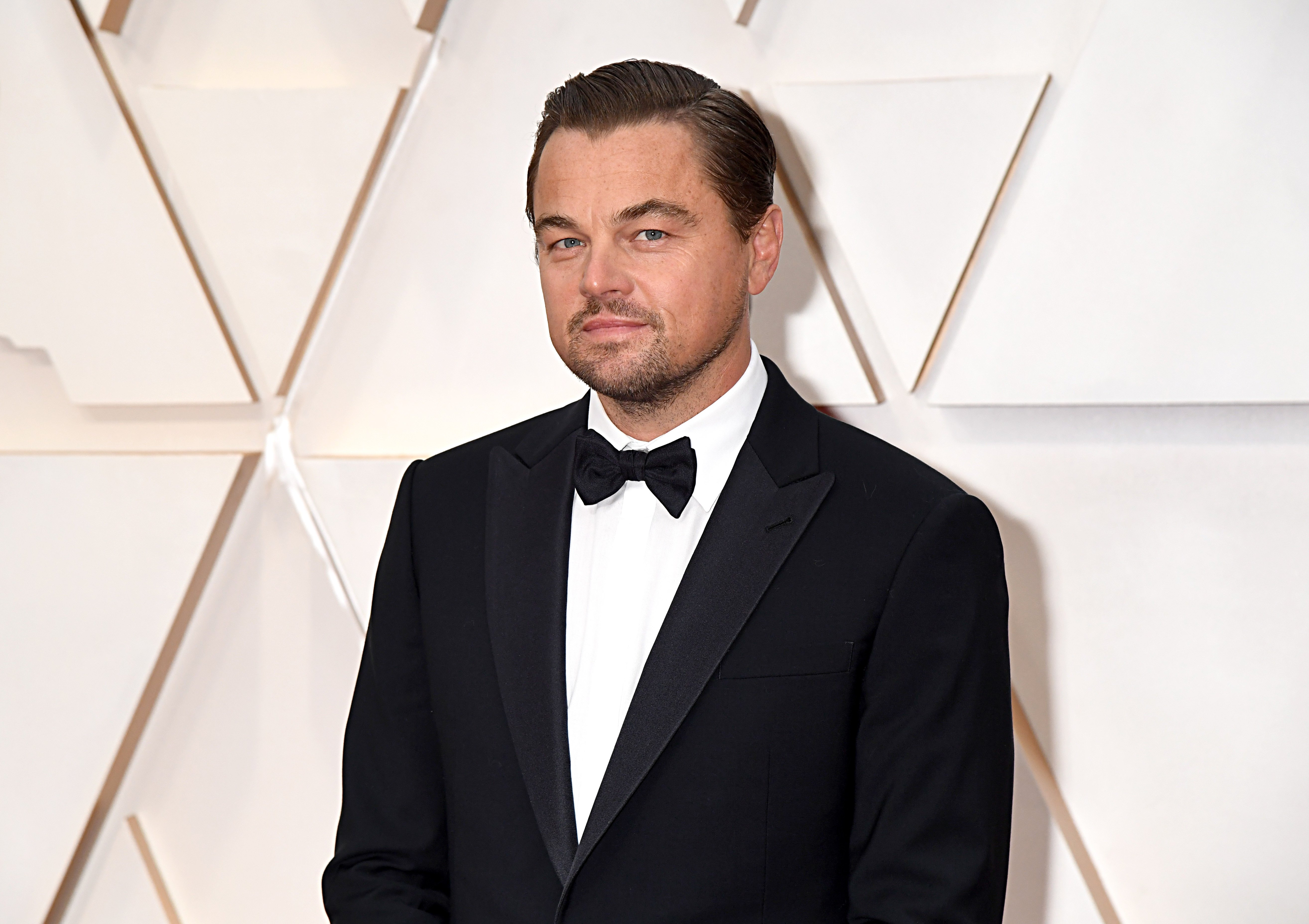 Leonardo DiCaprio attends the 92nd Annual Academy Awards in Hollywood, California on February 9, 2020 | Photo: Getty Images