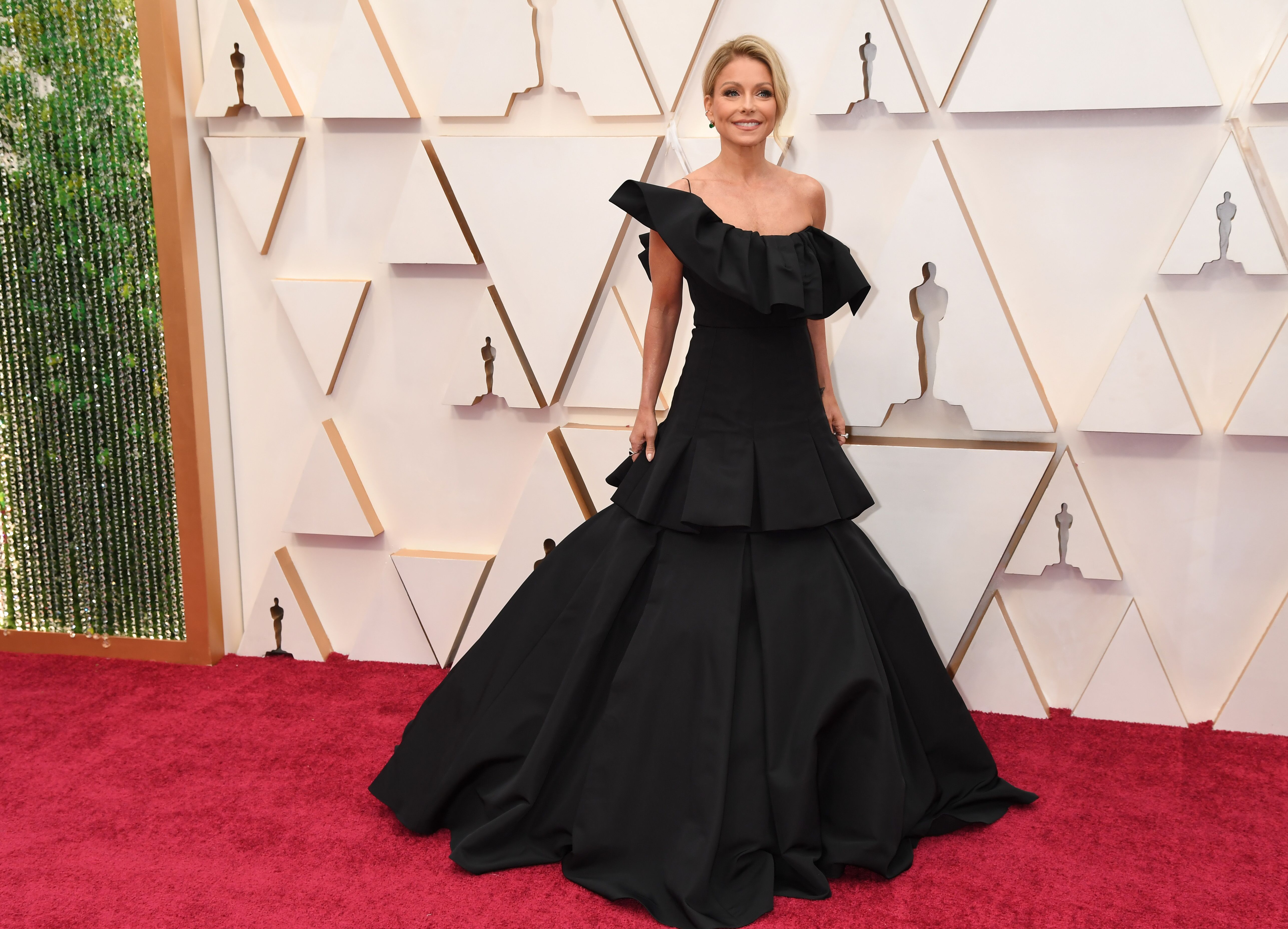 Kelly Ripa at the 92nd Annual Academy Awards at Hollywood and Highland on February 09, 2020, in California   Photo: Jeff Kravitz/FilmMagic/Getty Images
