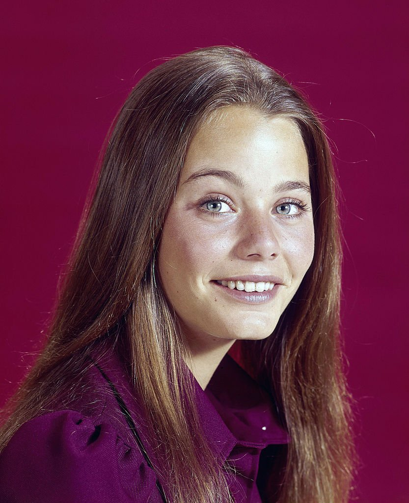 """Promotional photo of Susan Dey for """"The Partridge Family"""" in July 1973   Photo: Getty Images"""