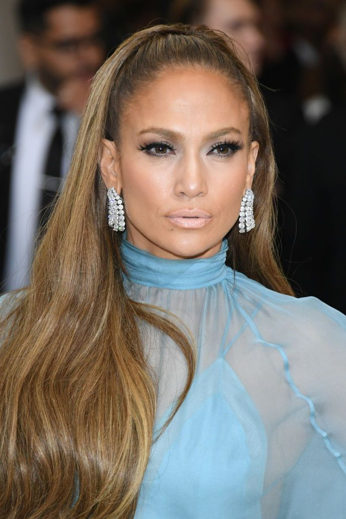 """Jennifer Lopez attends the """"Rei Kawakubo/Comme des Garcons: Art Of The In-Between"""" Costume Institute Gala at Metropolitan Museum of Art on May 1, 2017 in New York City. 