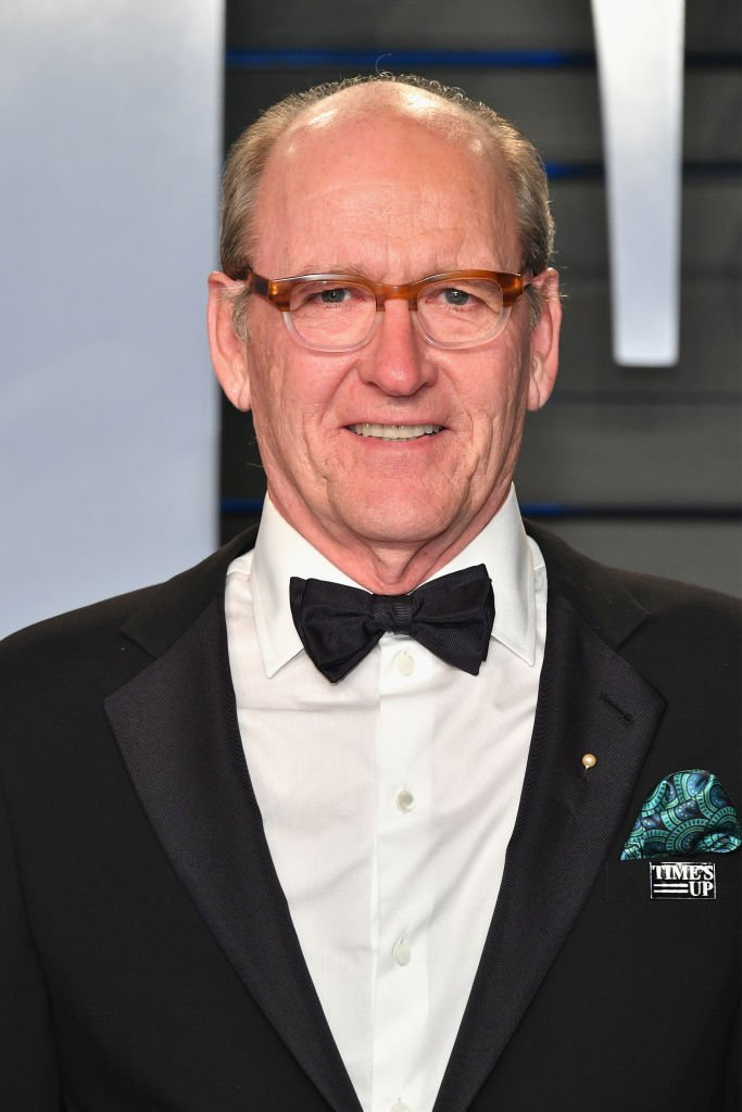 Richard Jenkins attends the 2018 Vanity Fair Oscar Party hosted by Radhika Jones | Getty Images