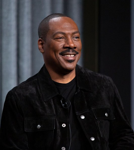 Actor Eddie Murphy attends SAG-AFTRA Foundation Conversations Presents The Career of Eddie Murphy at SAG-AFTRA Foundation Screening Room on November 15, 2019 in Los Angeles, California | Photo: Getty Images