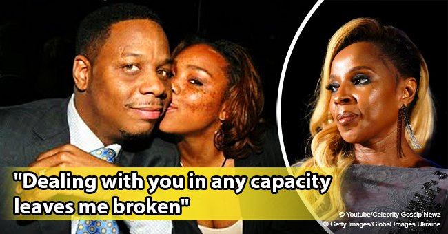 Mary J. Blige's ex Kendu Isaac's daughter slams her dad for bad parenting in emotional post